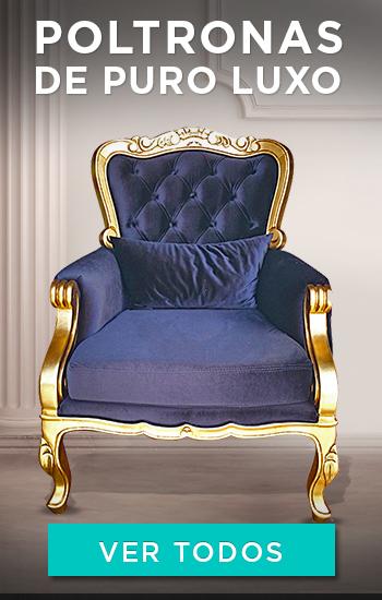 Poltronas Luis XV